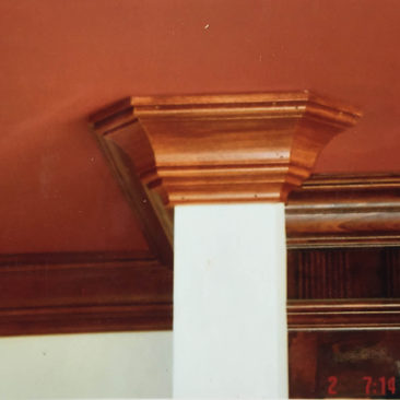 TRIM & CROWN MOLDING